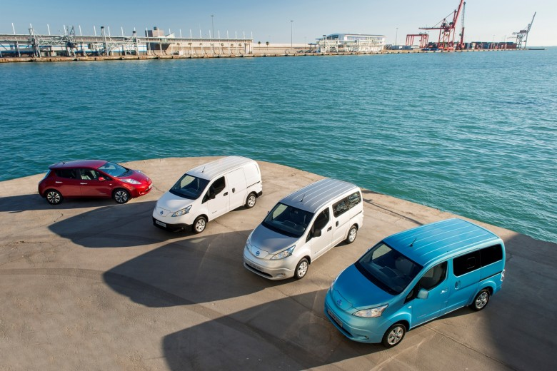 Nissan-Electric-Cars