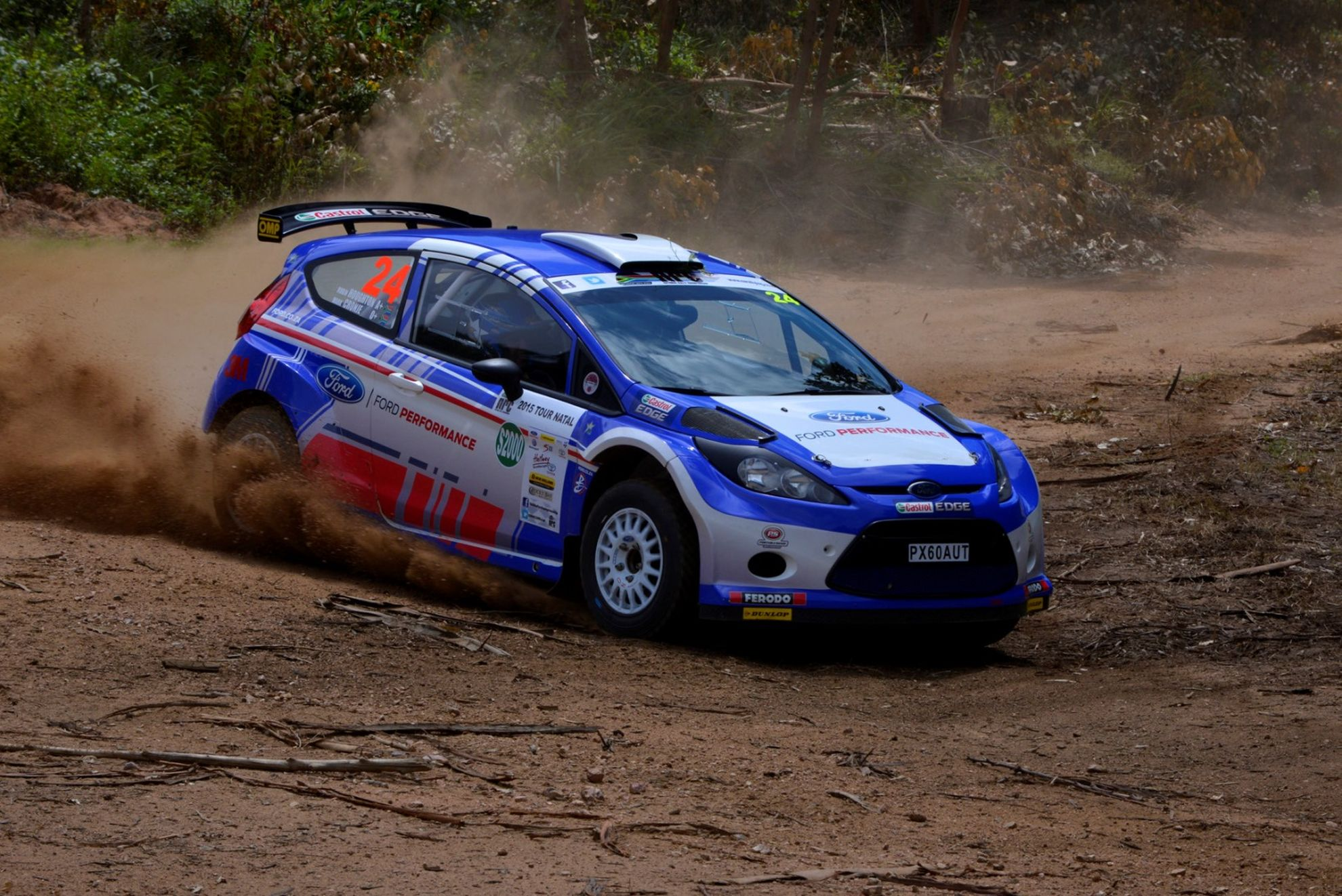 Sasol-Rally-Mark-Cronje-Ford-Fiesta