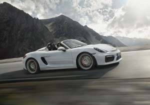 World-premiere-of-2016-Boxster-Spyder-at-New-York-International-AutoShow