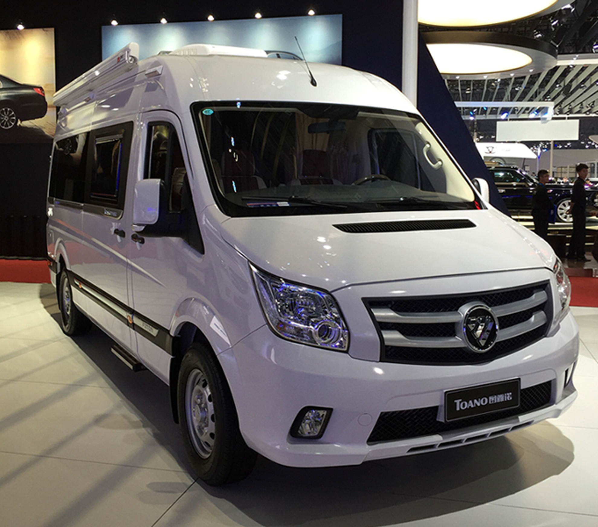 Foton S Toano And Sauvana Are Released At The 16th