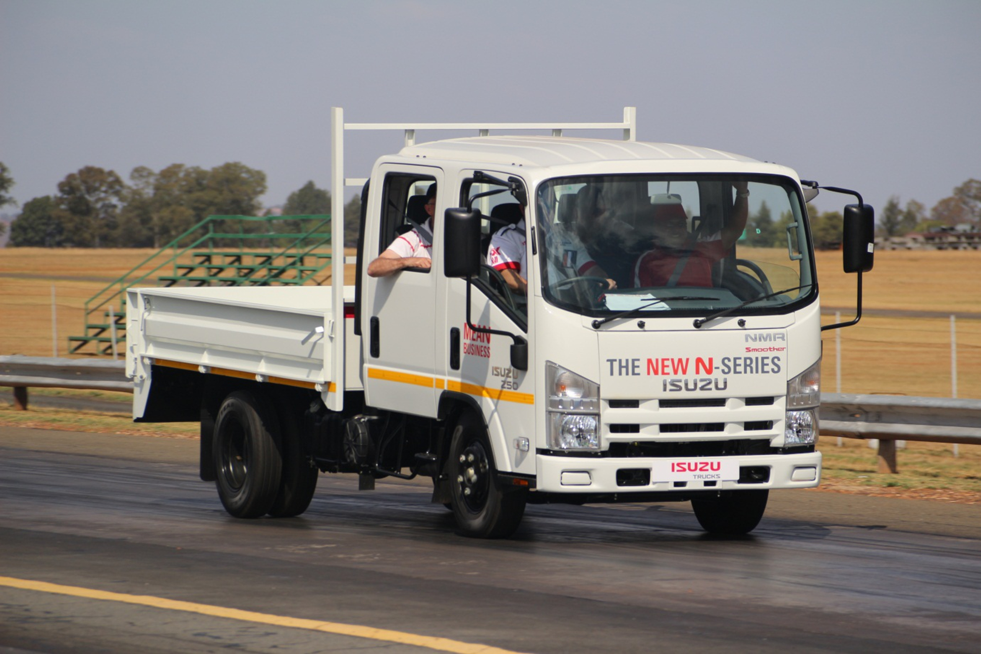 Isuzu-Trucks-N-Series