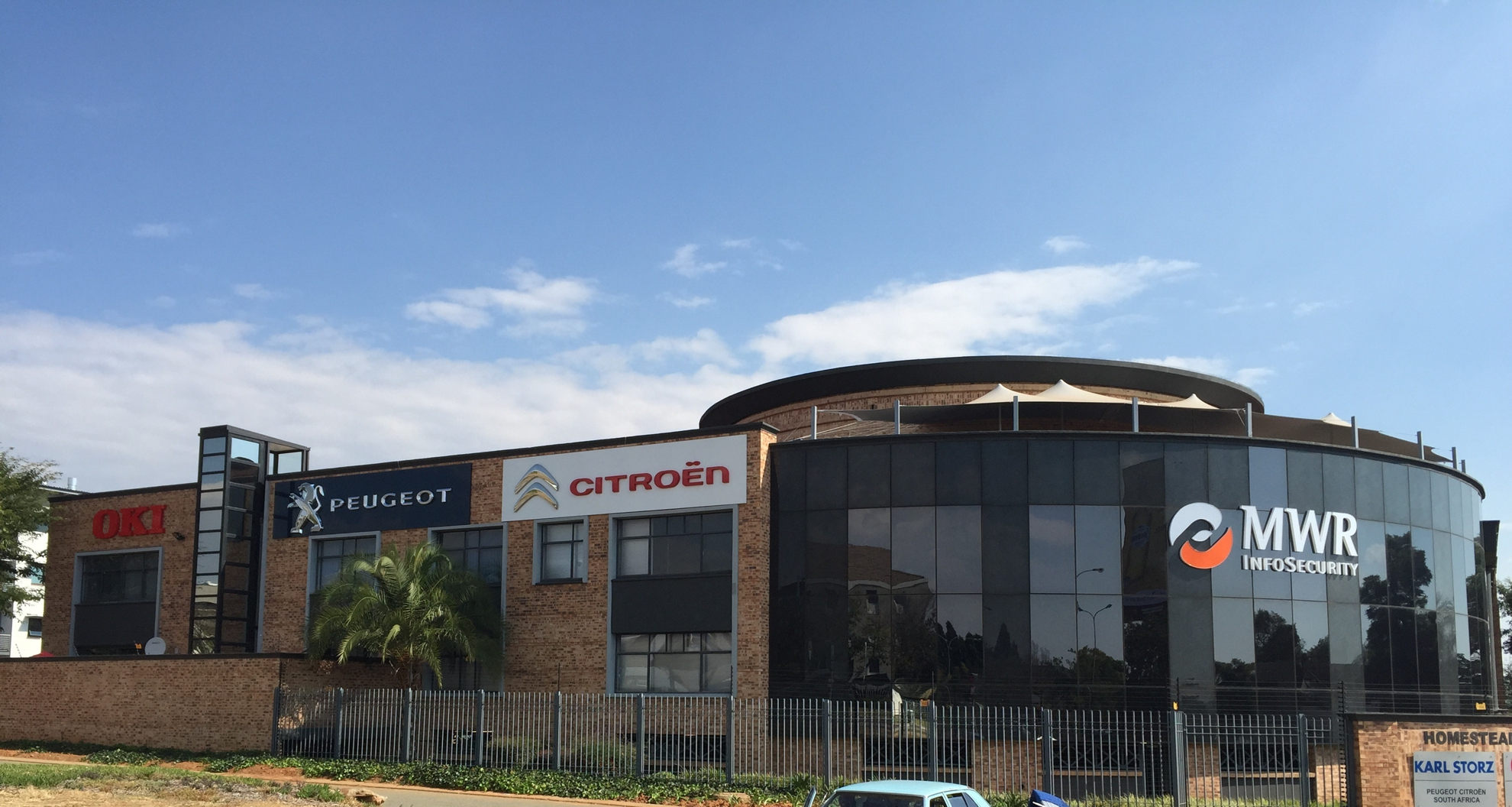 peugeot citroën south africa head office on the move
