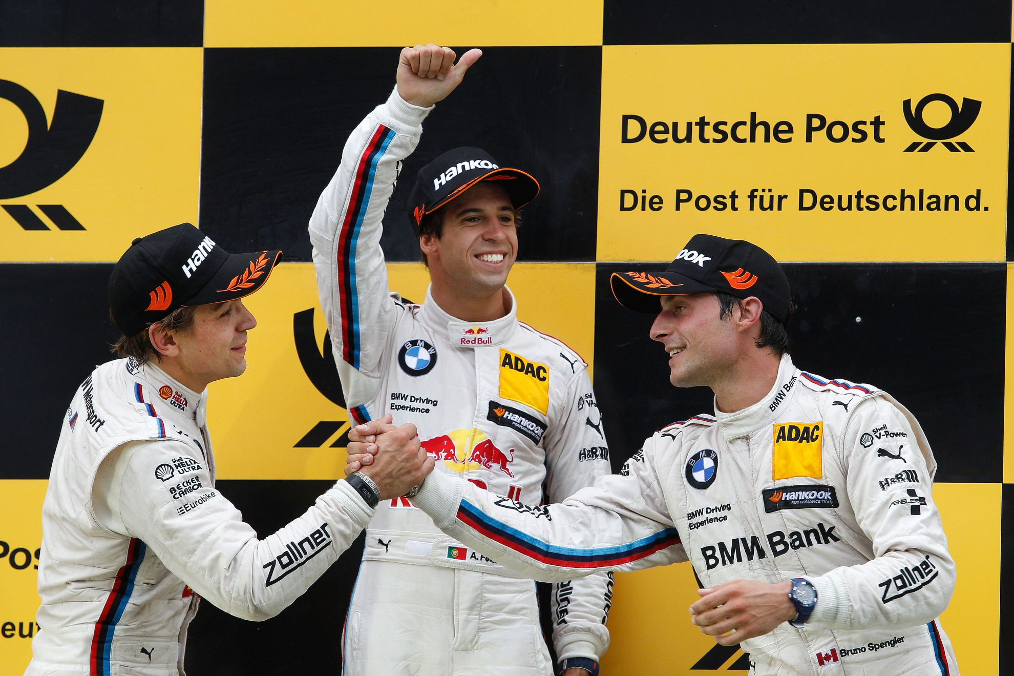 Félix-da-Costa-claims-first-DTM-win-of-his-career-in-Zandvoort-–-Five-BMW-M4-DTMs-out-in-front