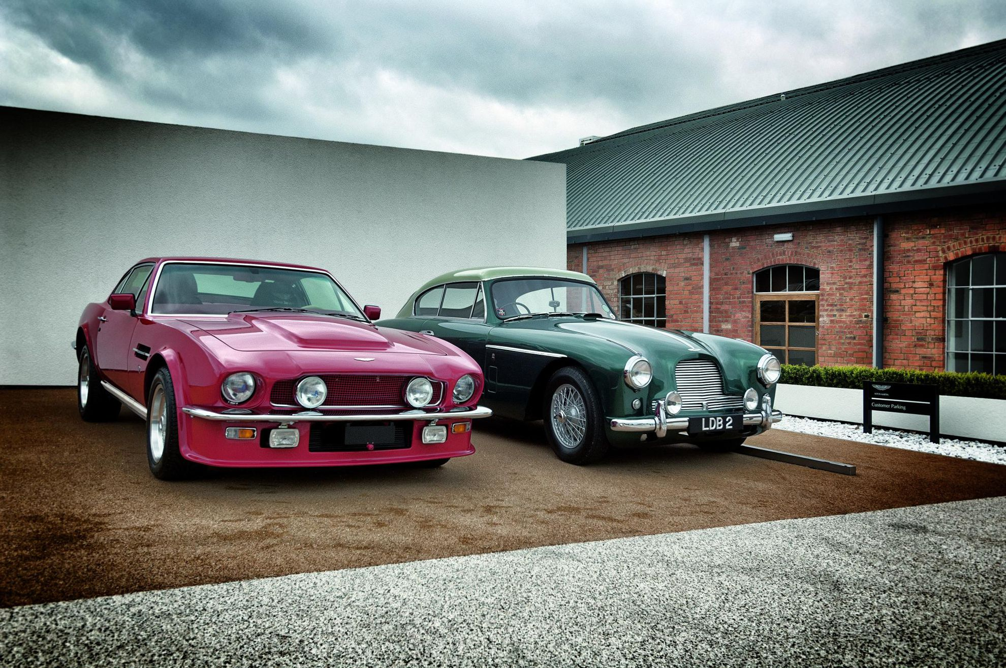 Heritage Volkswagen Subaru >> Aston Martin launches Assured Provenance rating for classic cars