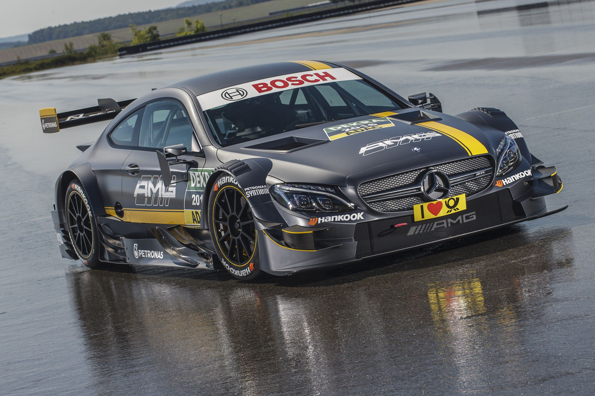 Mercedes-Benz-DTM-Race-Car