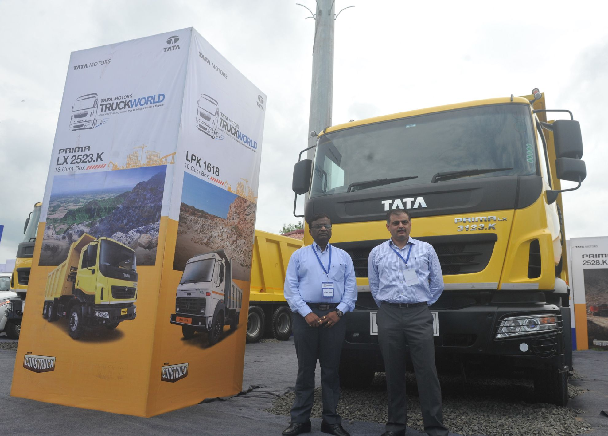 Furthering initiatives for an enhanced customer purchase experience for its commercial vehicle offerings, Tata Motors hosted its 'TRUCK WORLD: ADVANCED ...