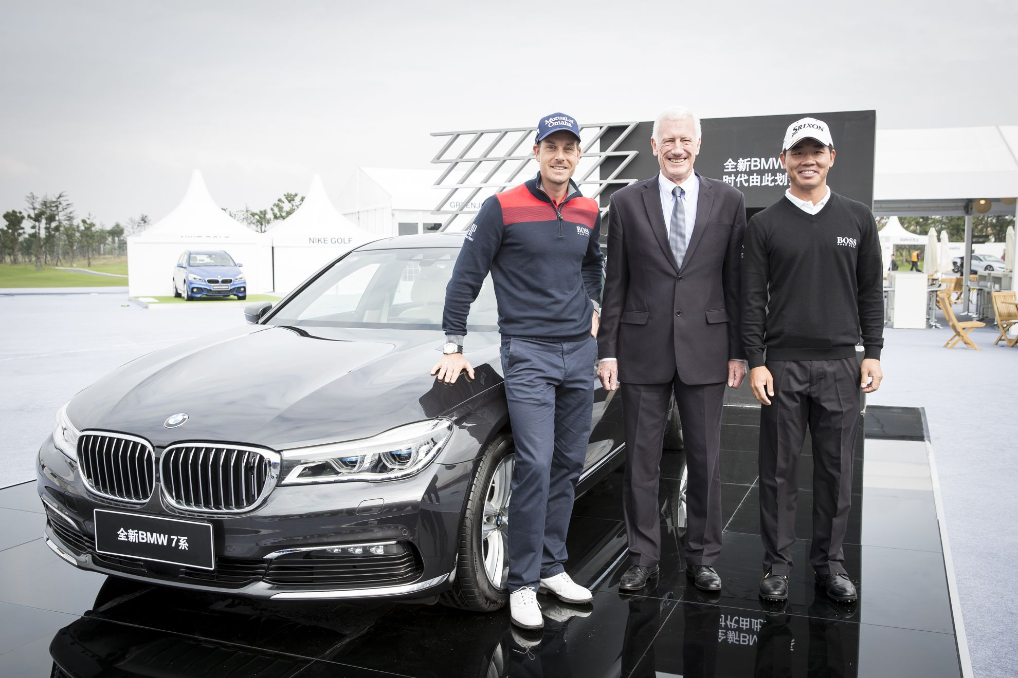 BMW-European-Masters-Golf-Tournament