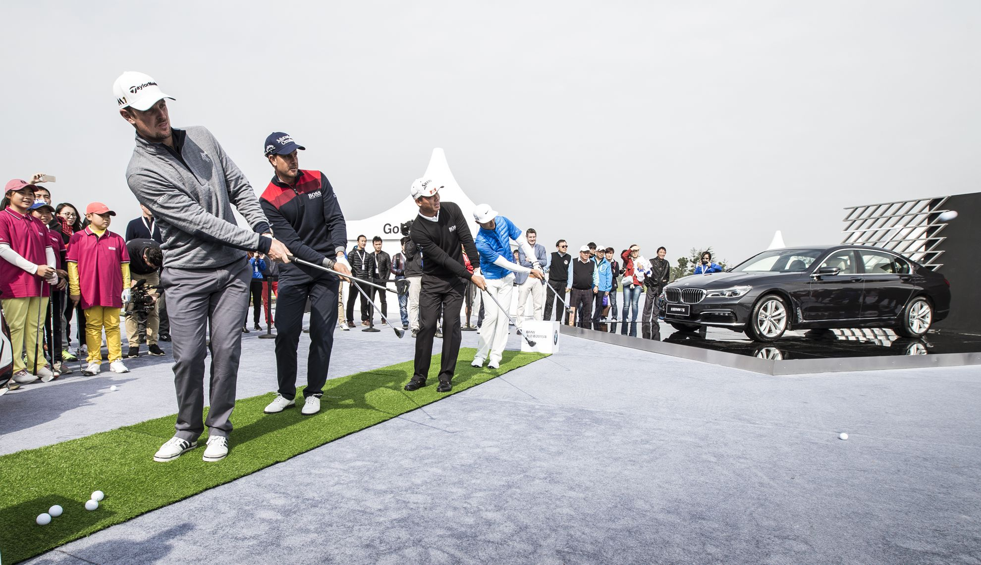 BMW-Masters-Golf-Tournament