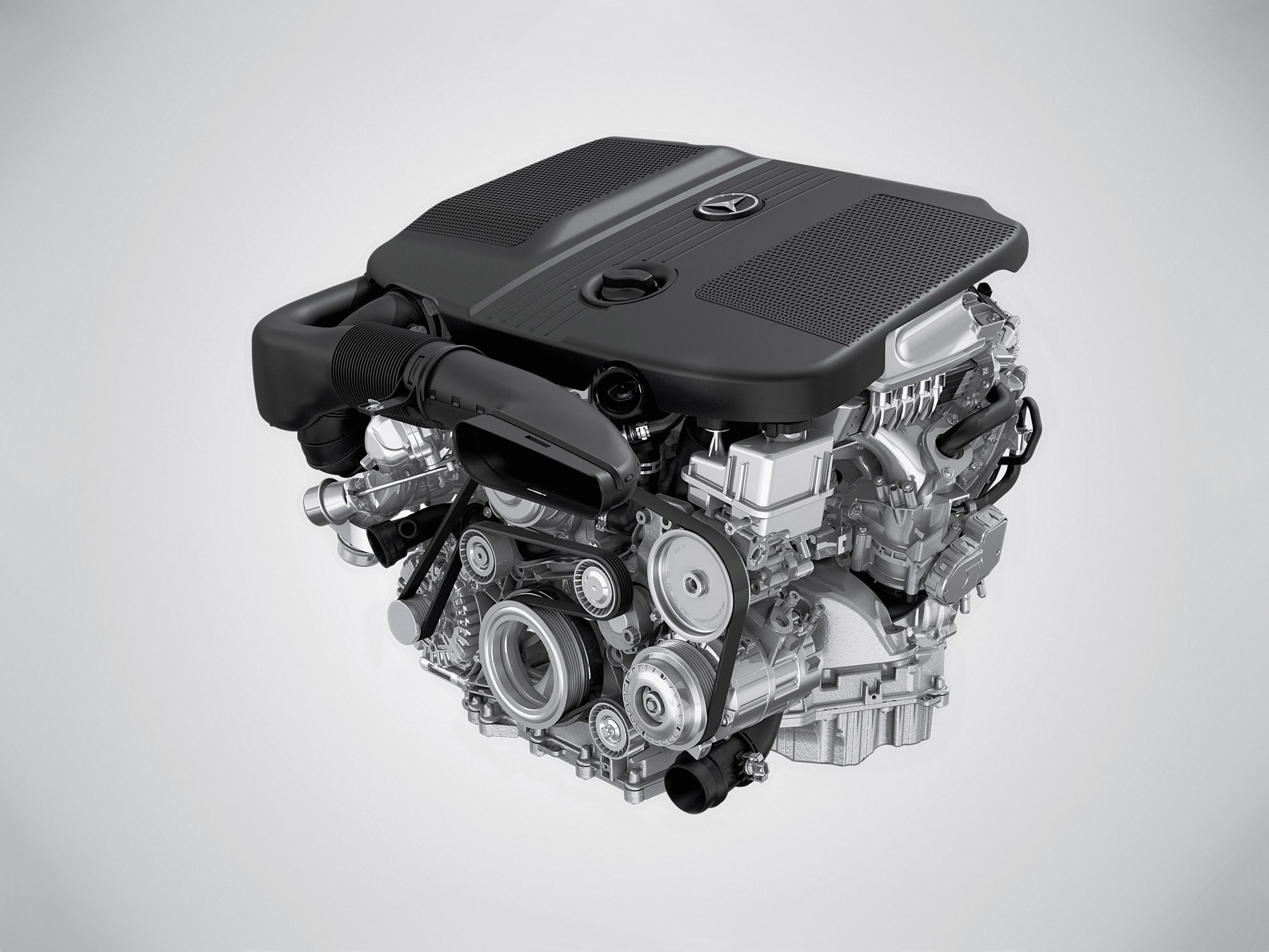Mercedes benz c class engine and drive system for Mercedes benz engineering