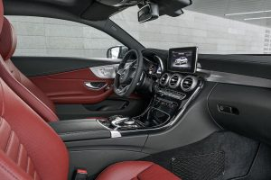 Mercedes-Benz-Interior