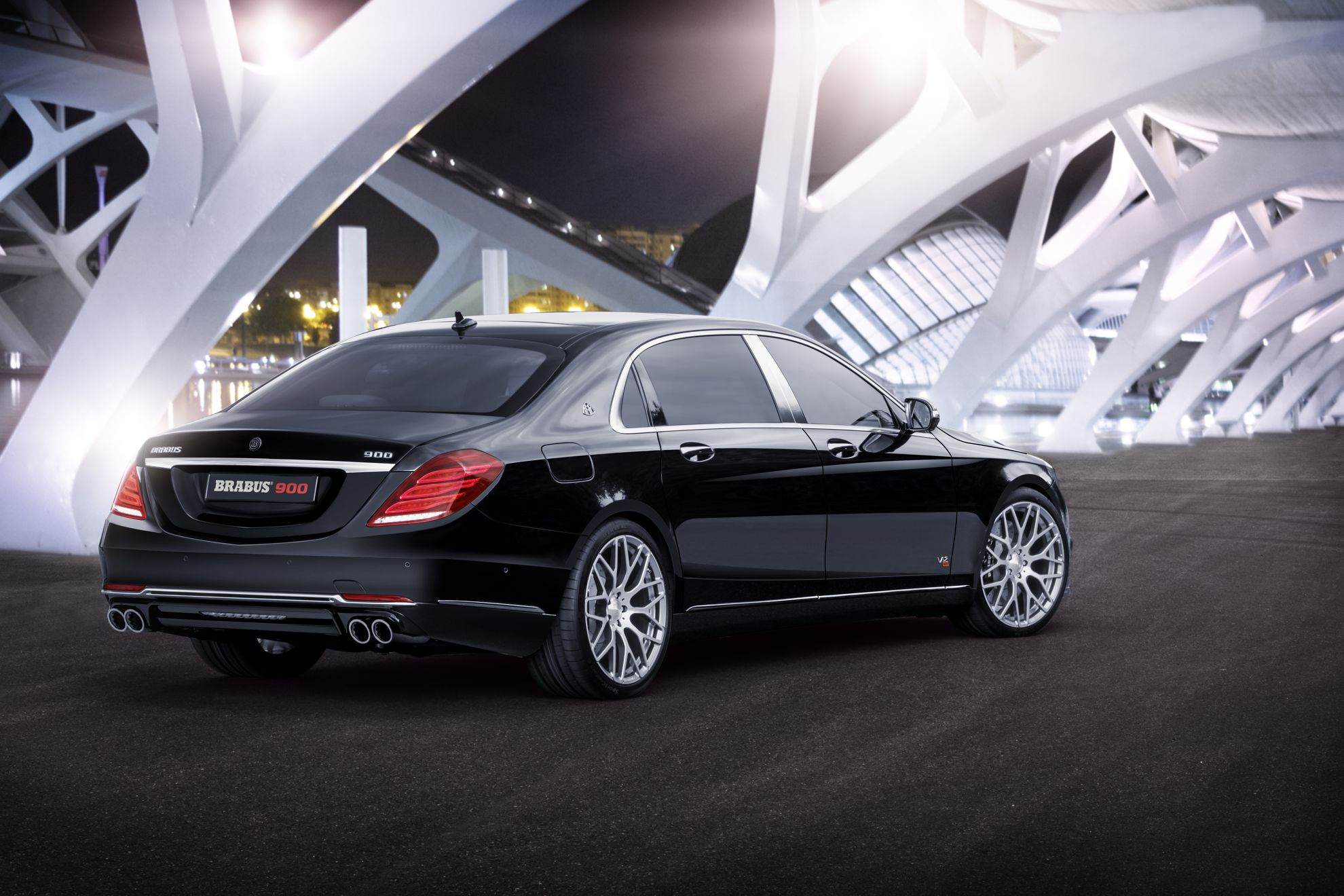 BRABUS refines the new MercedesMaybach