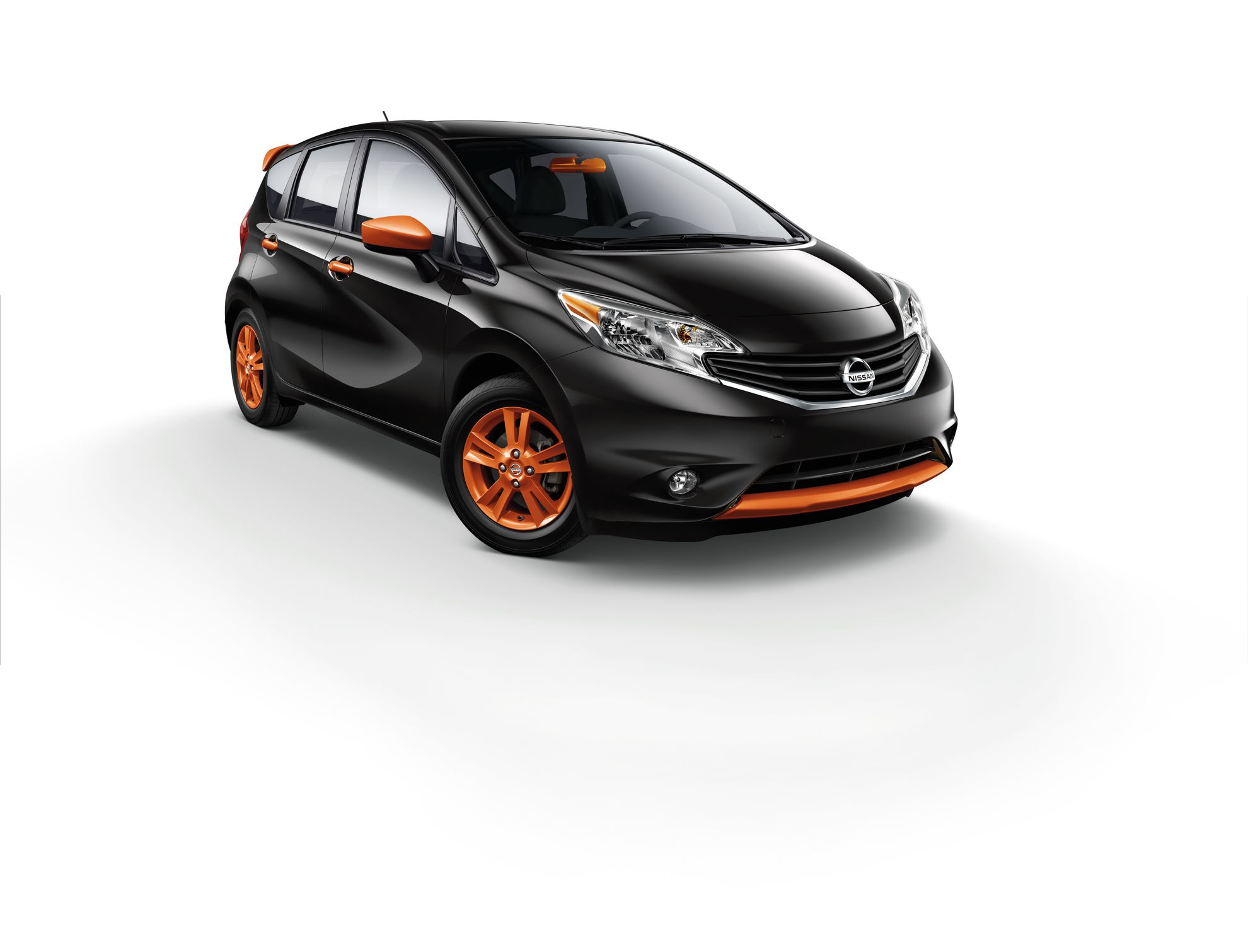 Volvo Of Nashville >> Nissan Versa Note - Custom and Personalized Cars