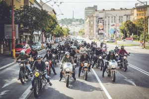 Triumph Motorcycles to sponsor Distinguished Gentleman's Ride