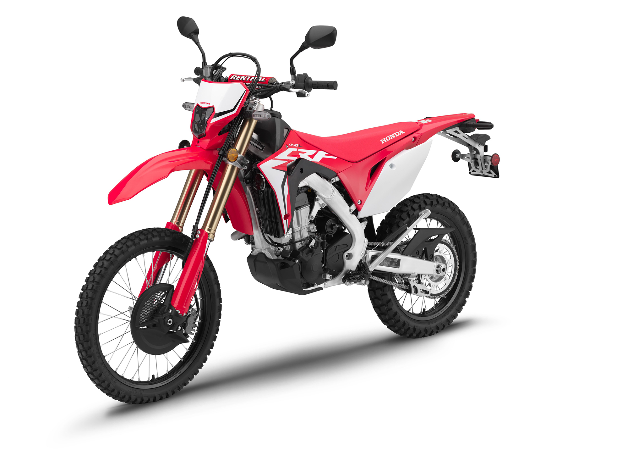 New Honda Motorcycles 2018 >> Honda CRF450R 2019 Motorcycle