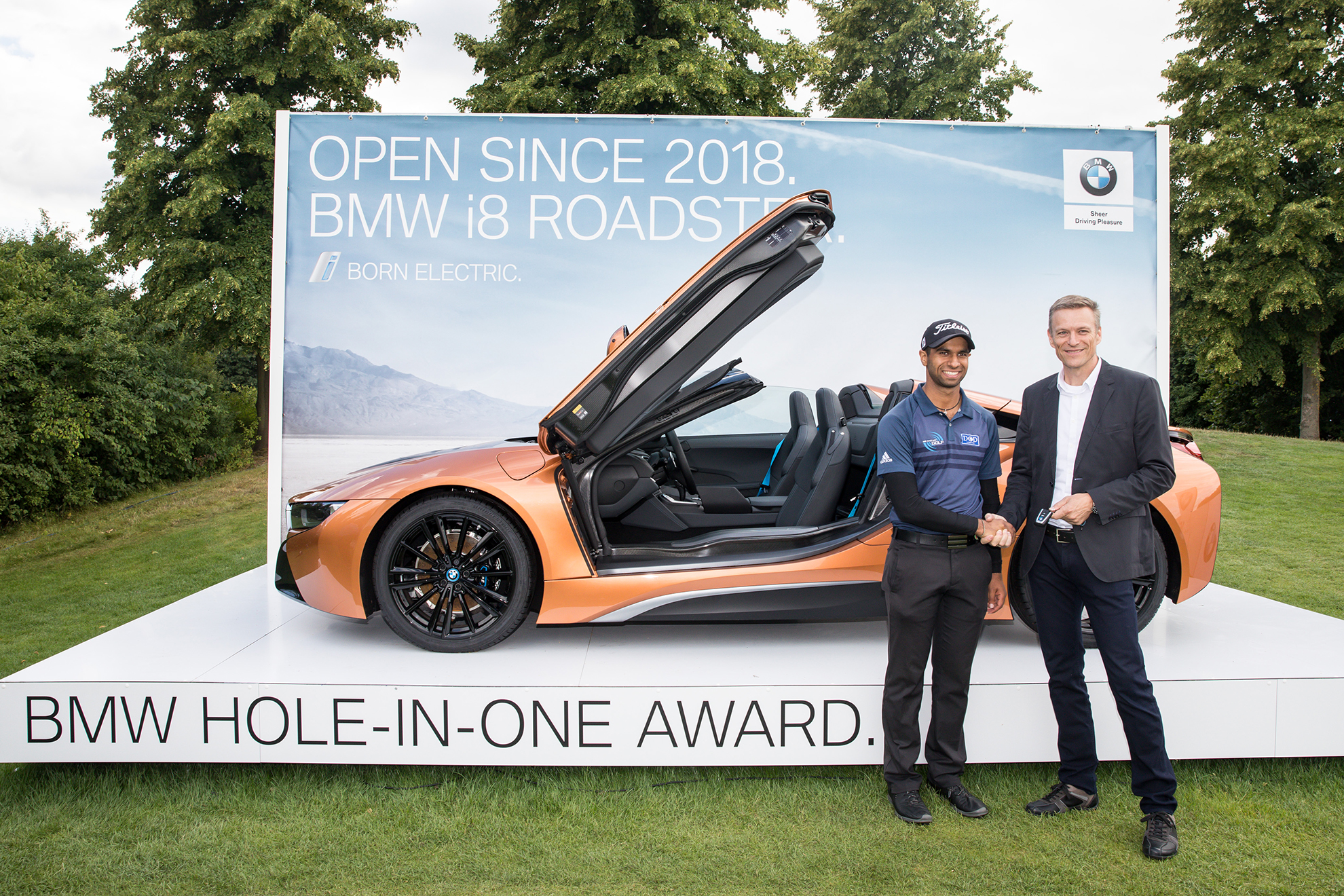 Aaron-Rai-wins-BMW-i8-Roadster