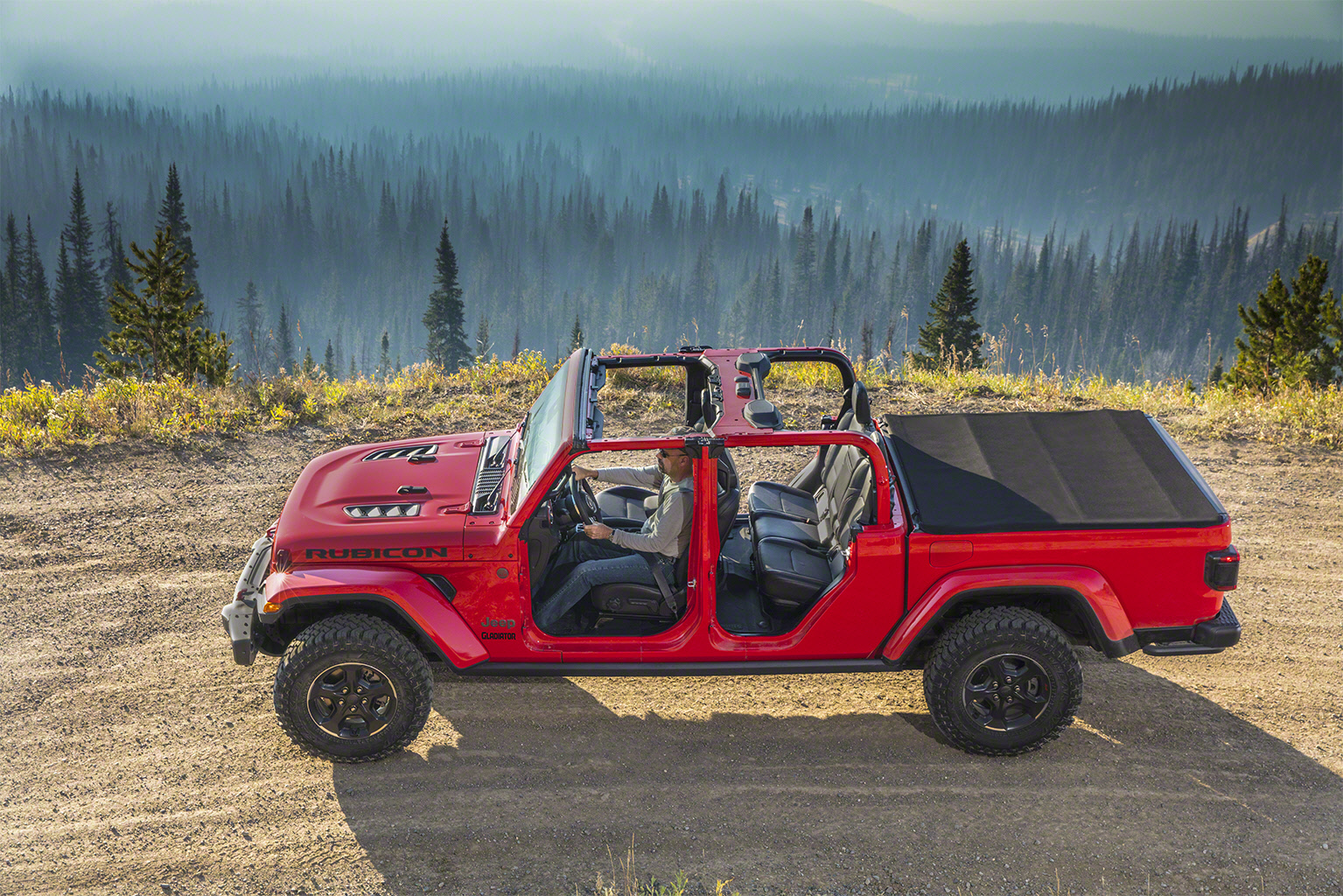 Jeep 174 Gladiator The Most Capable Midsize Truck Ever
