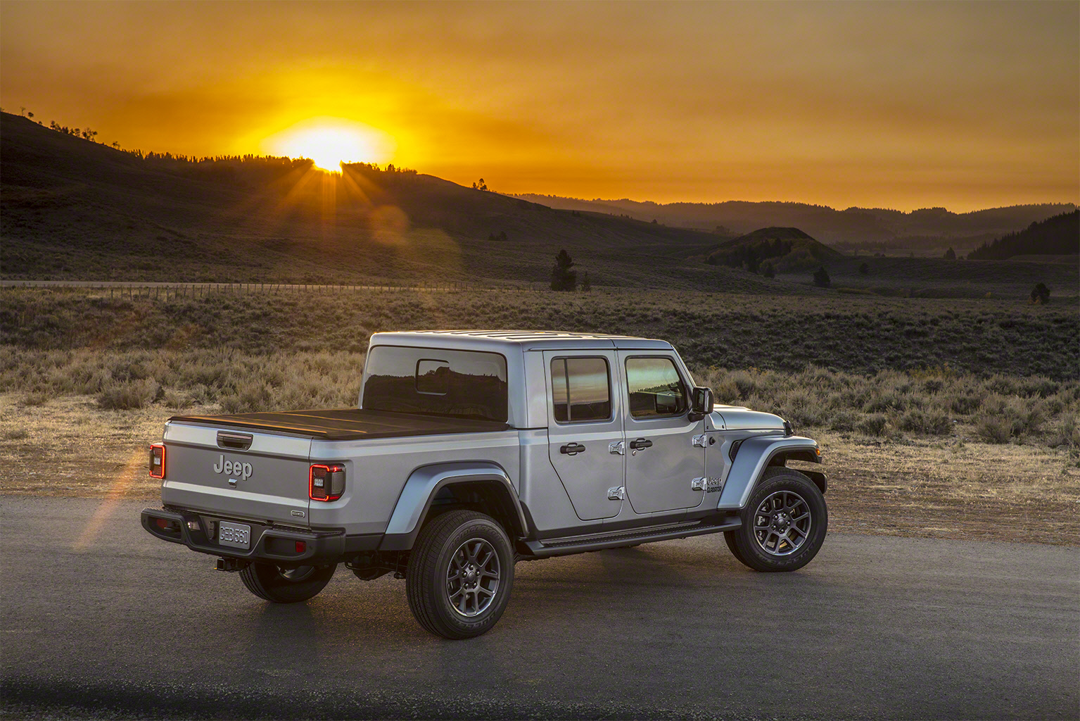 Jeep® Gladiator: The Most Capable Midsize Truck Ever
