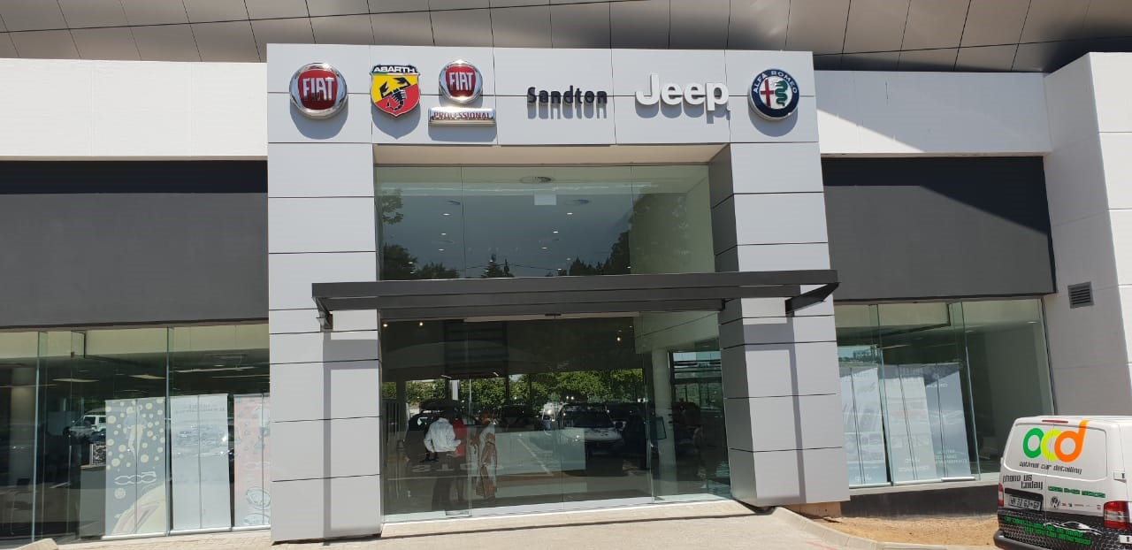 New Flagship Fiat Chrysler Automotive Dealership Opens In
