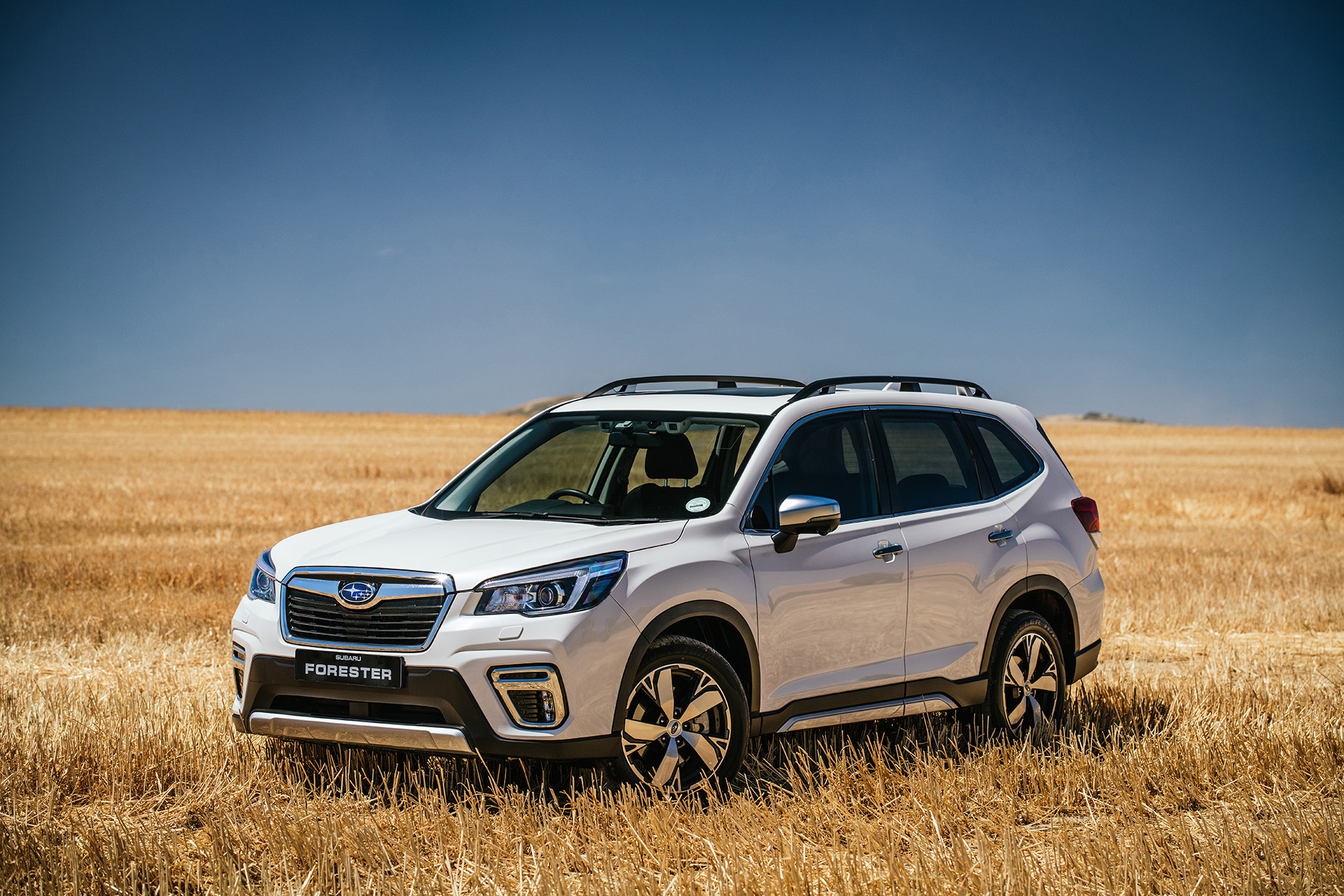 New Subaru Forester 2018 Is Here Next Week
