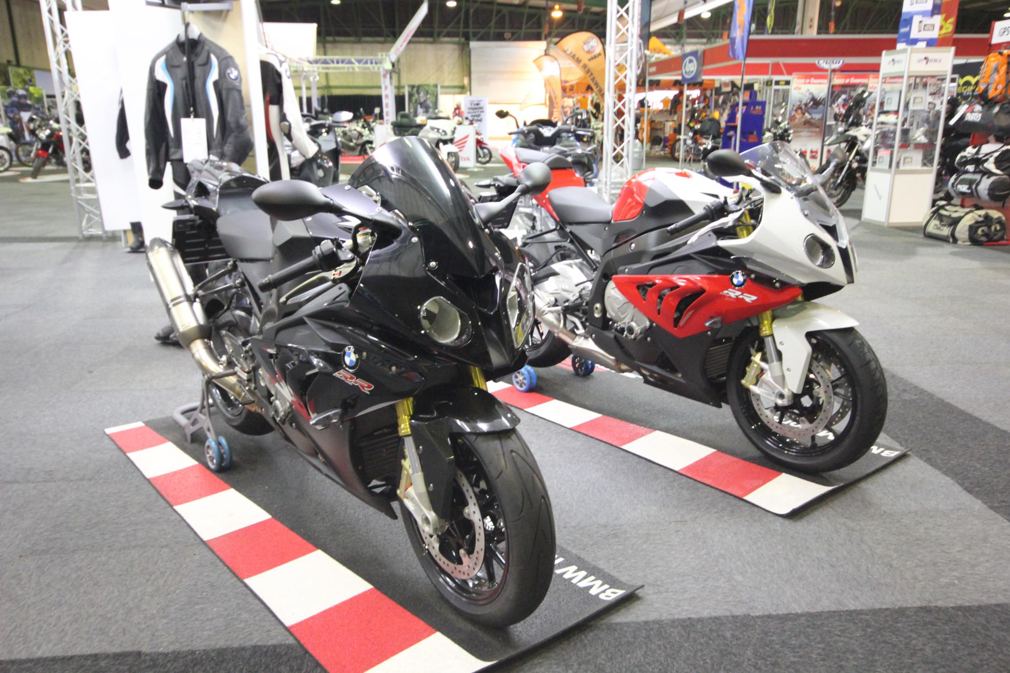 BMW Johannesburg Motorcycle-Show