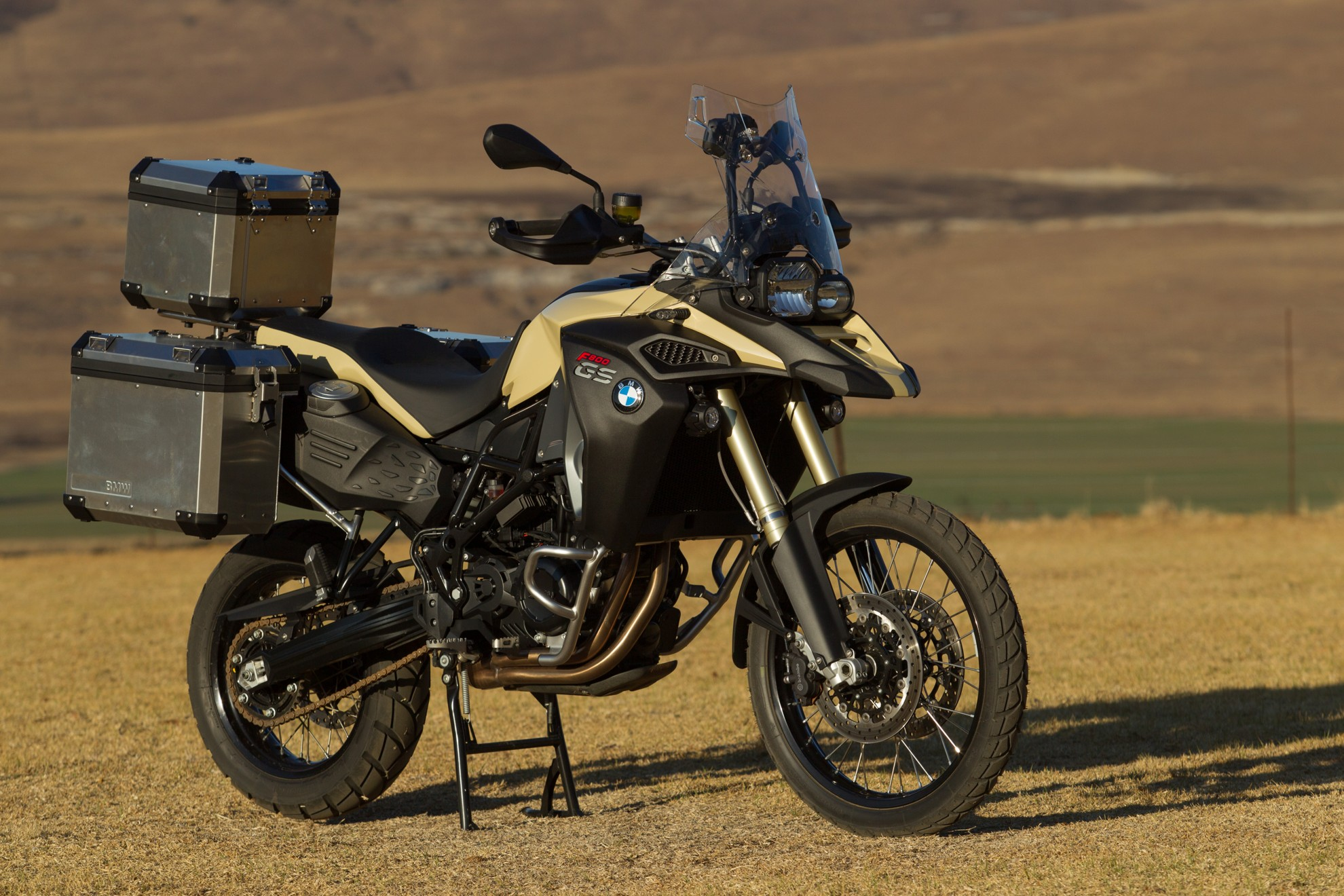 BMW F 800 GS Adventure South Africa