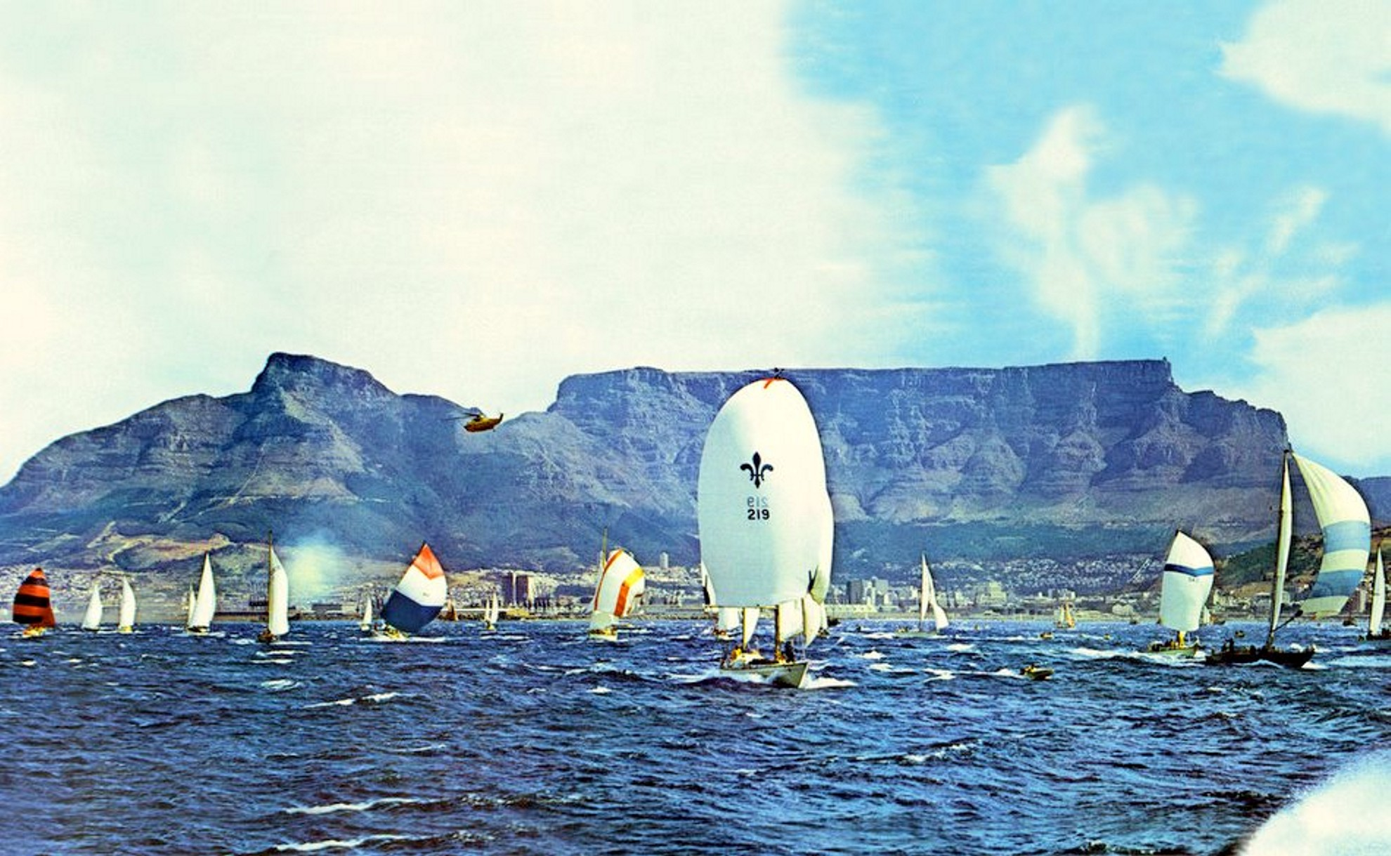 Cape to Rio Yacht Race