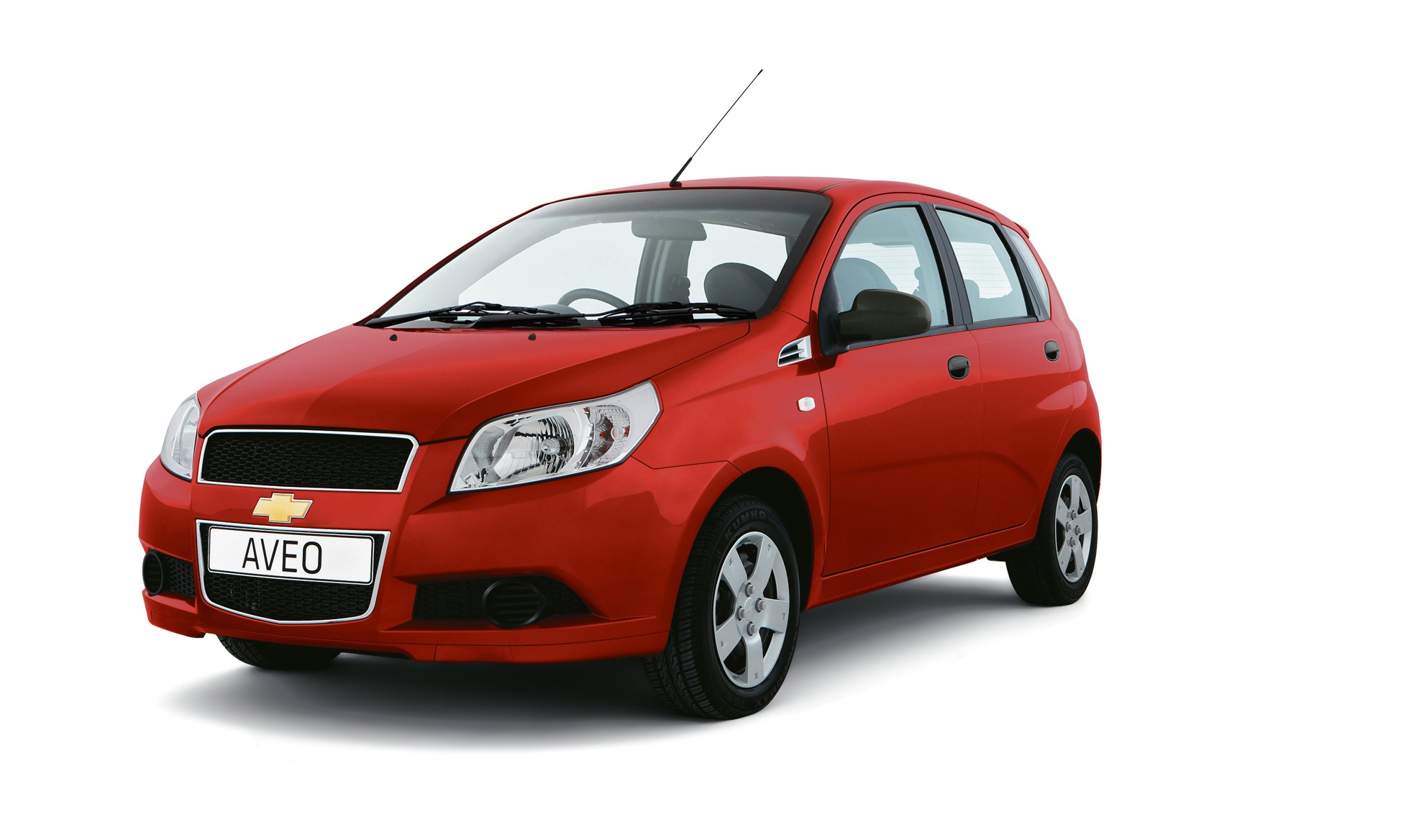 Chevrolet Aveo Hatch