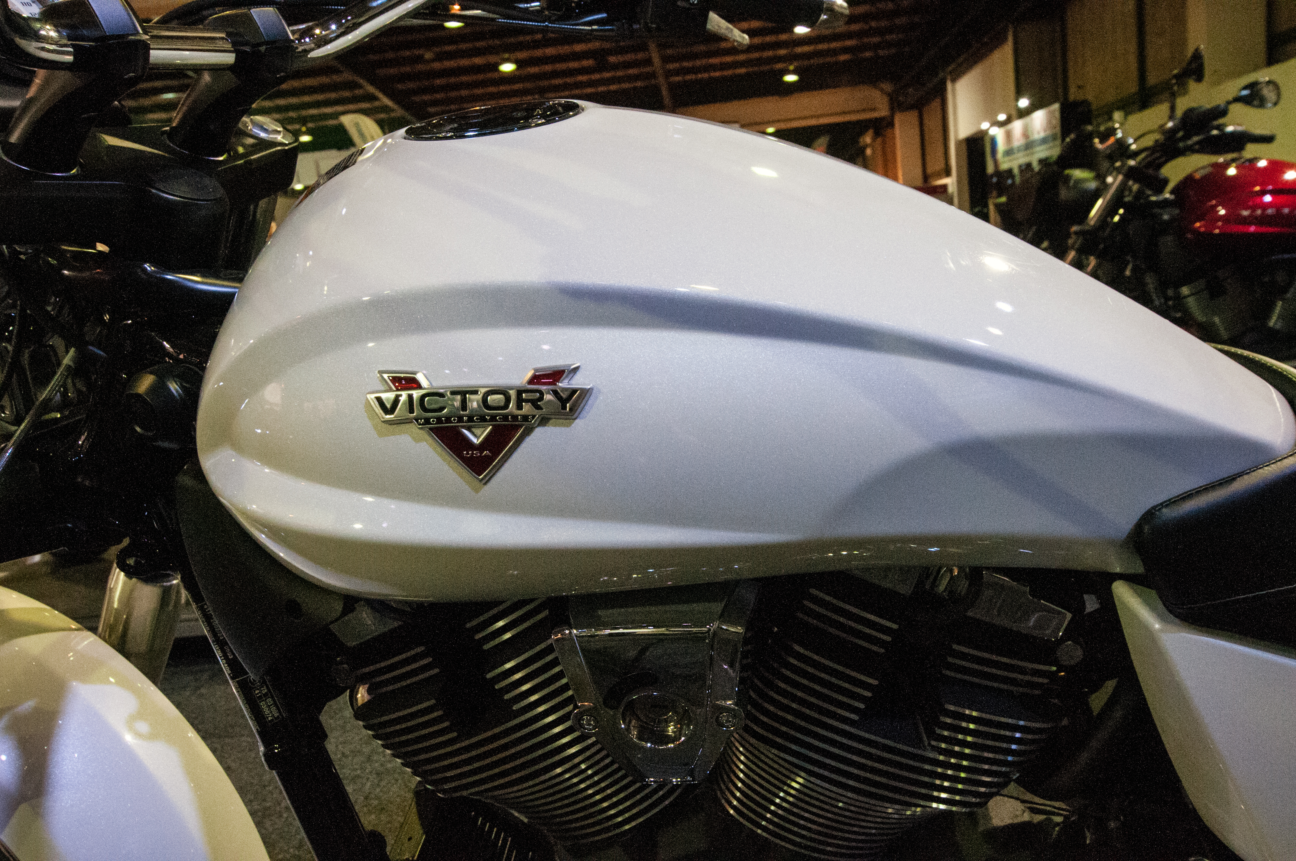 Victory Motorcycle 2013