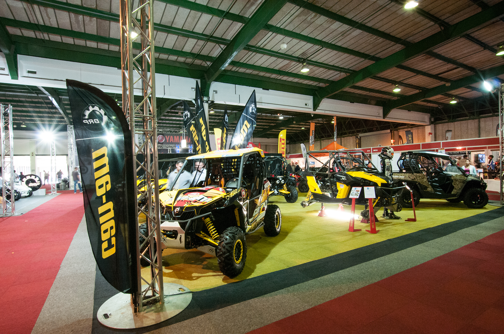 Can-Am Motorcycle Show