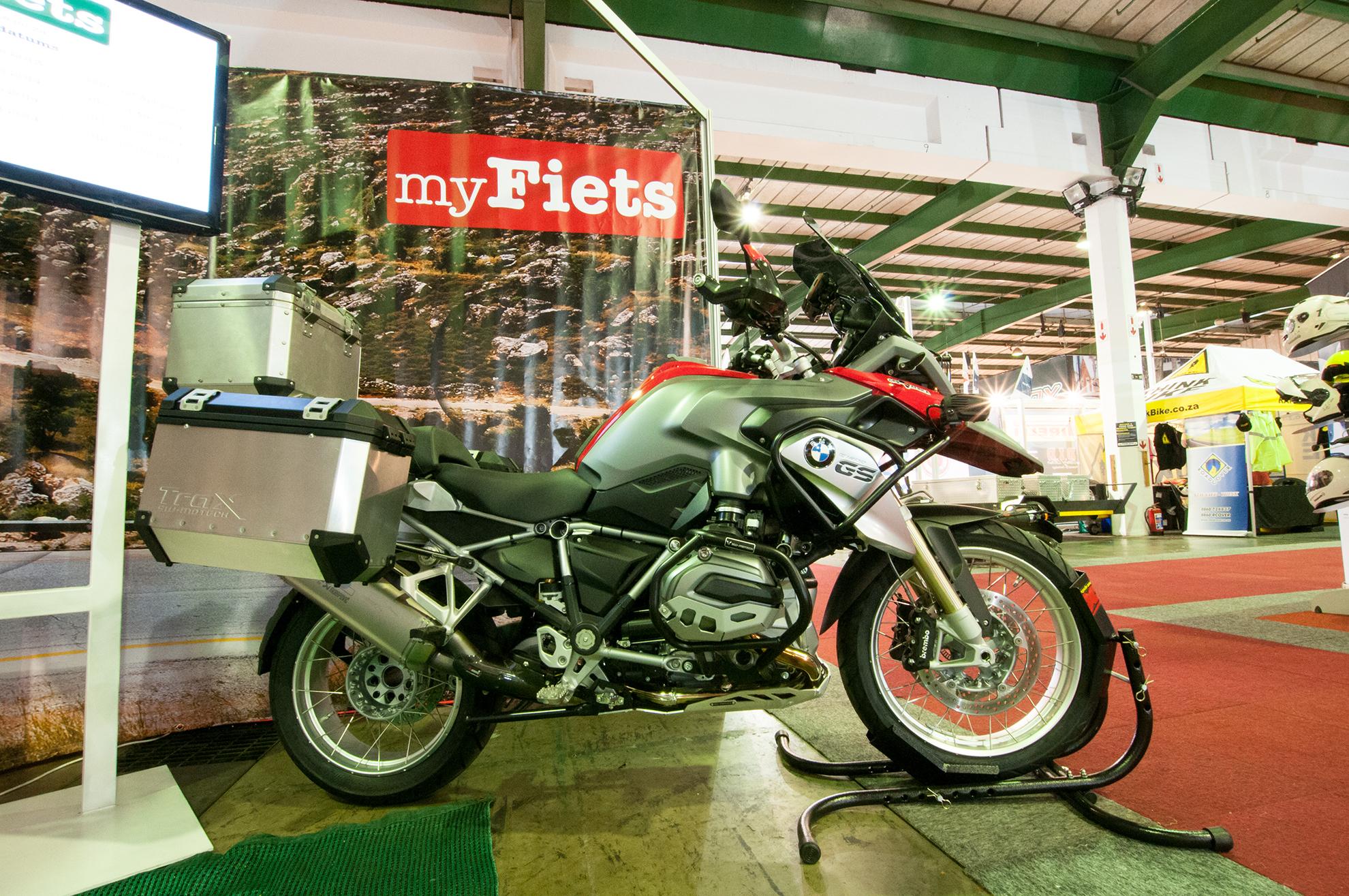 My Fiets - Amid Motorcycle Show