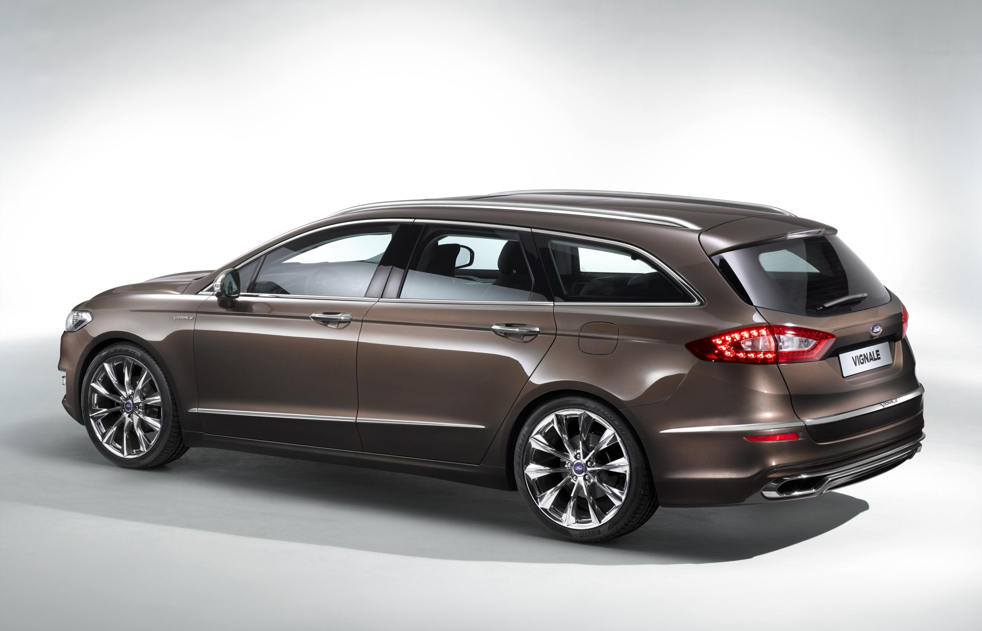 Ford Vignale 2013