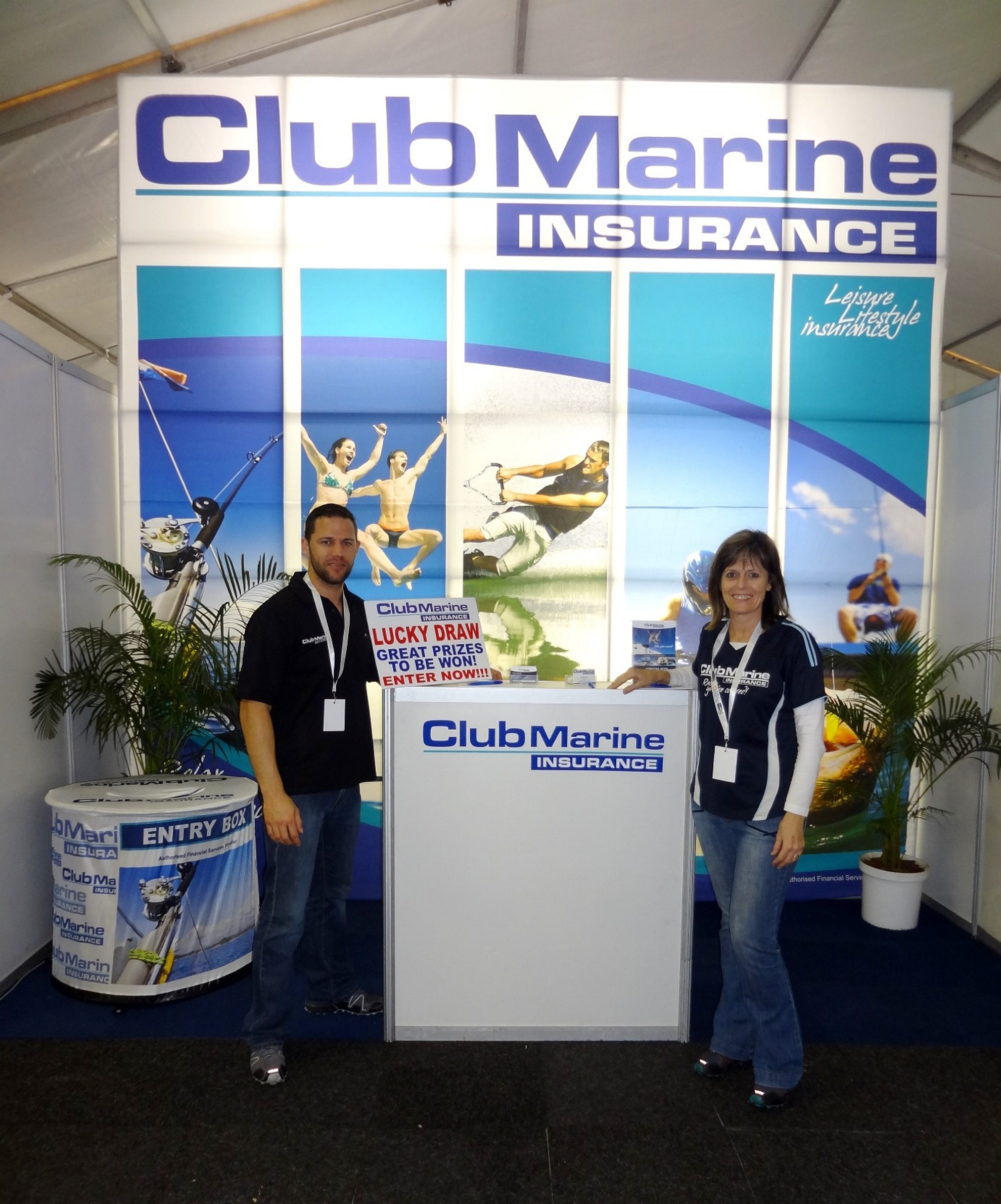 Johannesburg Boat Show FREE Tickets