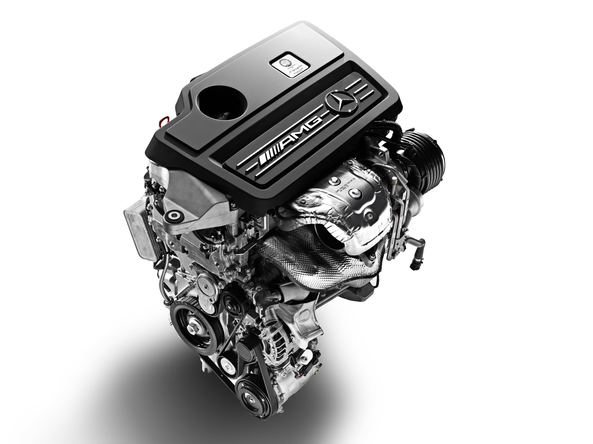 Mercedes-Benz A Class Engine