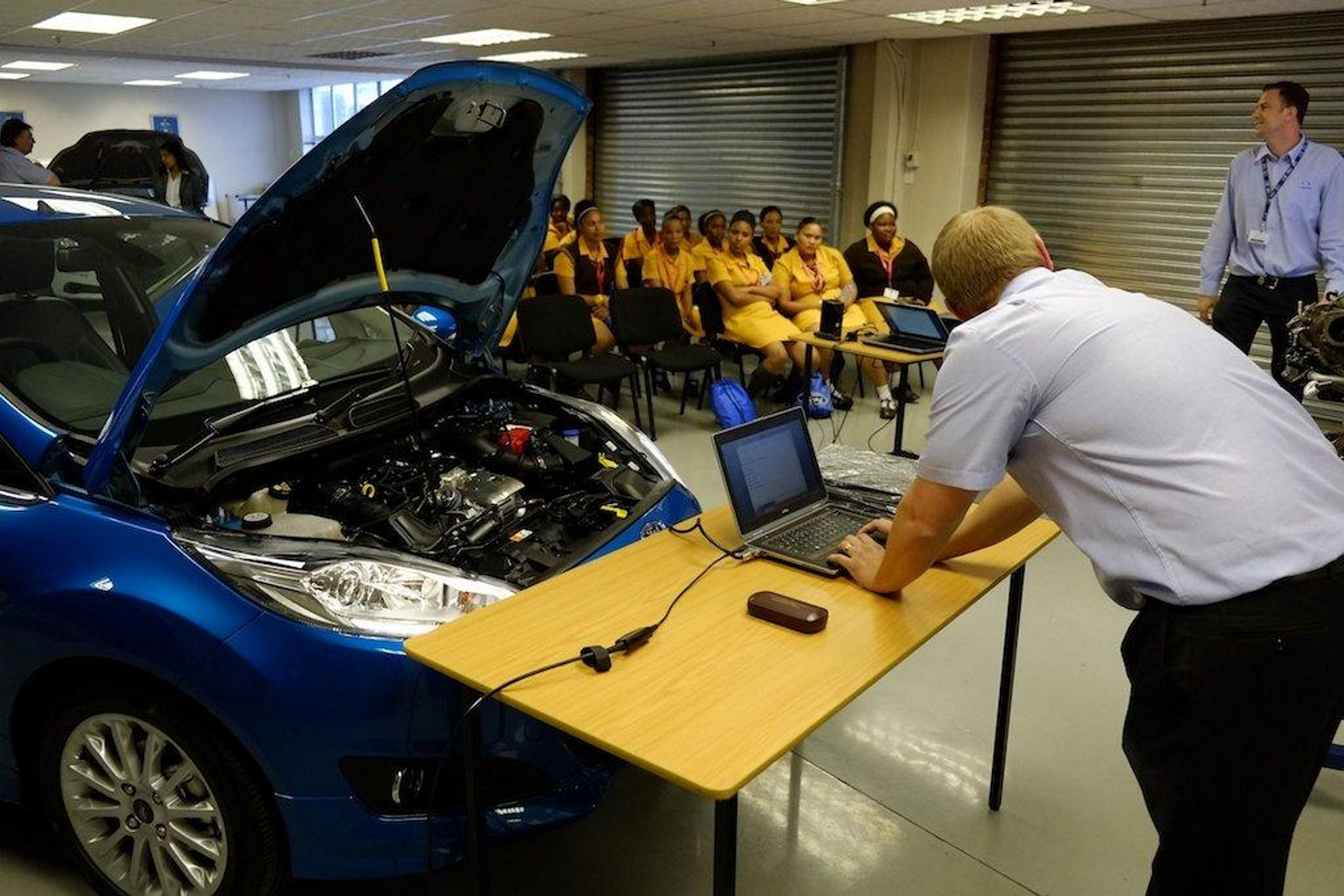 Ford Encourages Motor Industry Careers