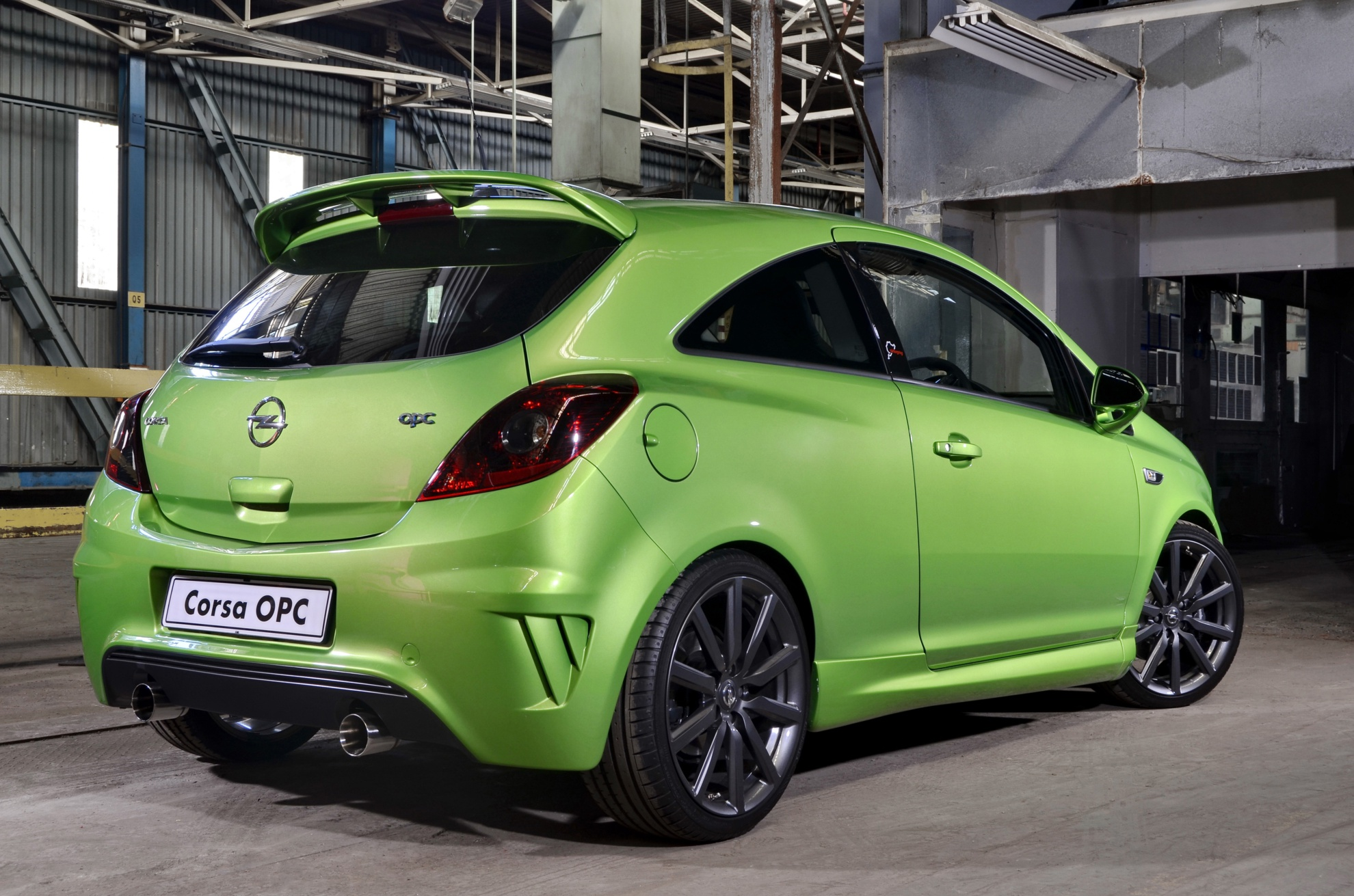 opel corsa opc n rburgring lands in south africa. Black Bedroom Furniture Sets. Home Design Ideas