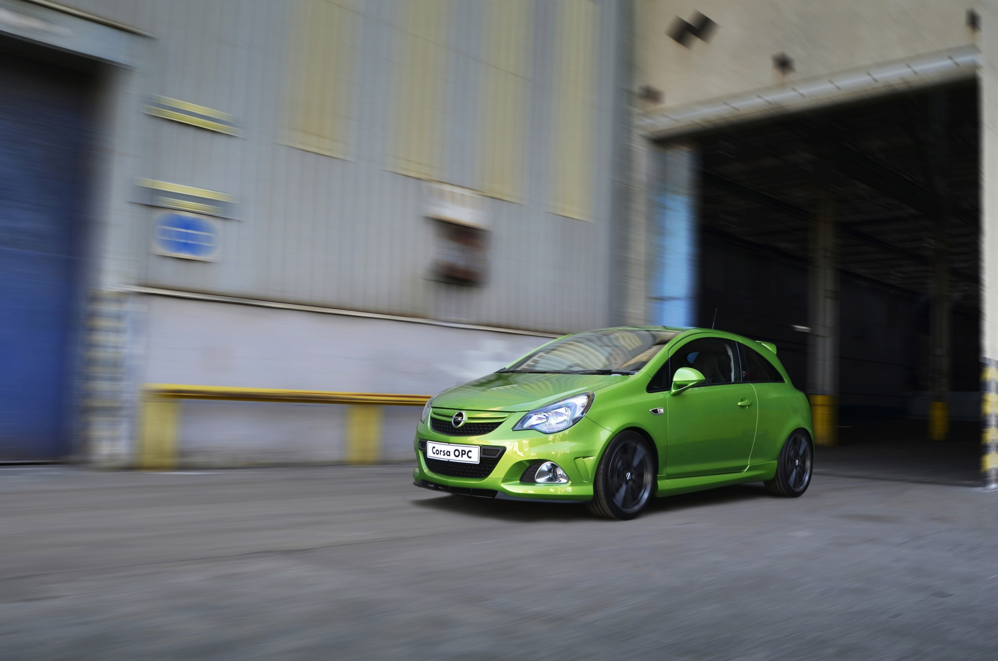 Opel Corsa Opc N 252 Rburgring Lands In South Africa