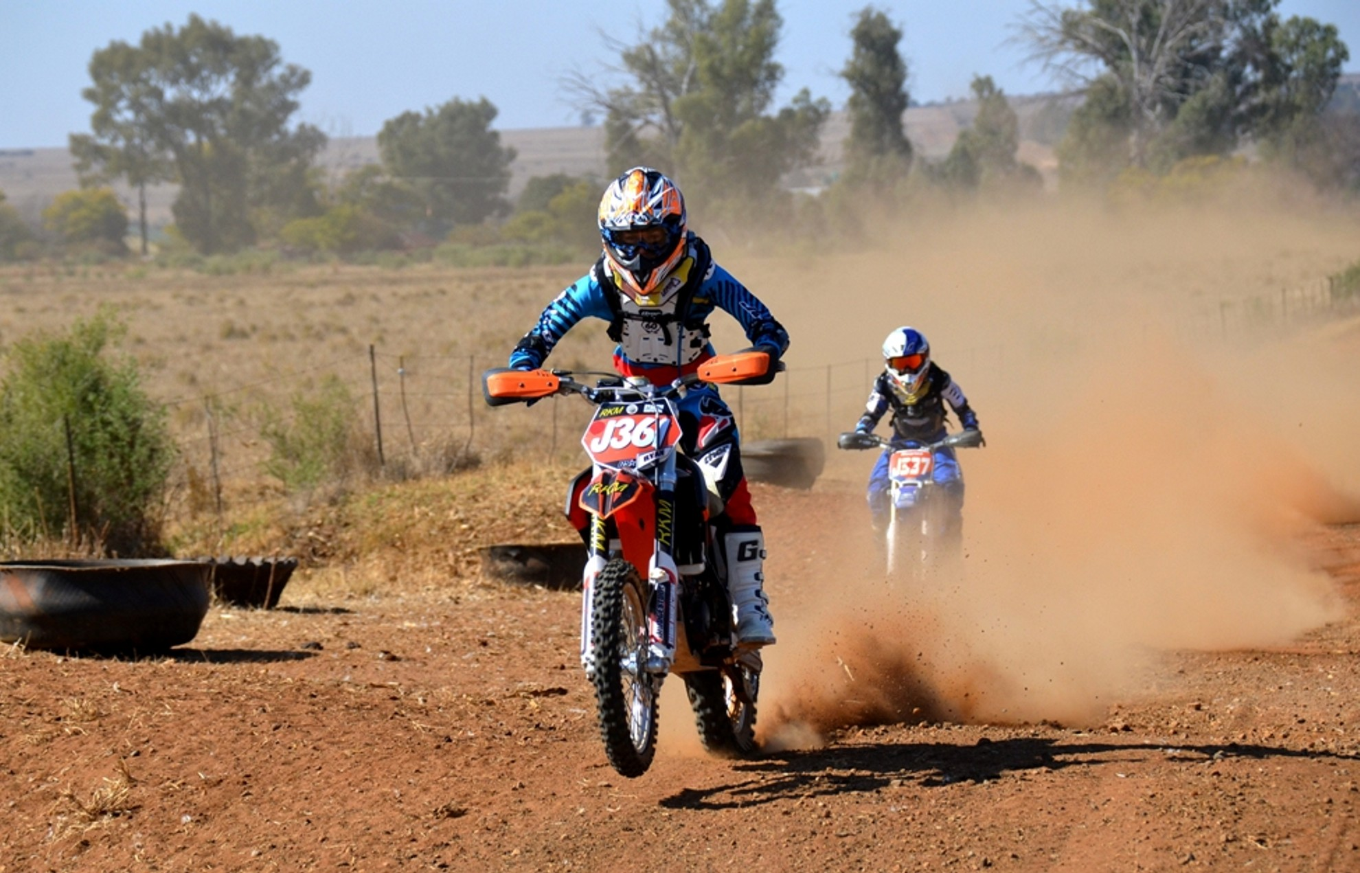 South African off road championship