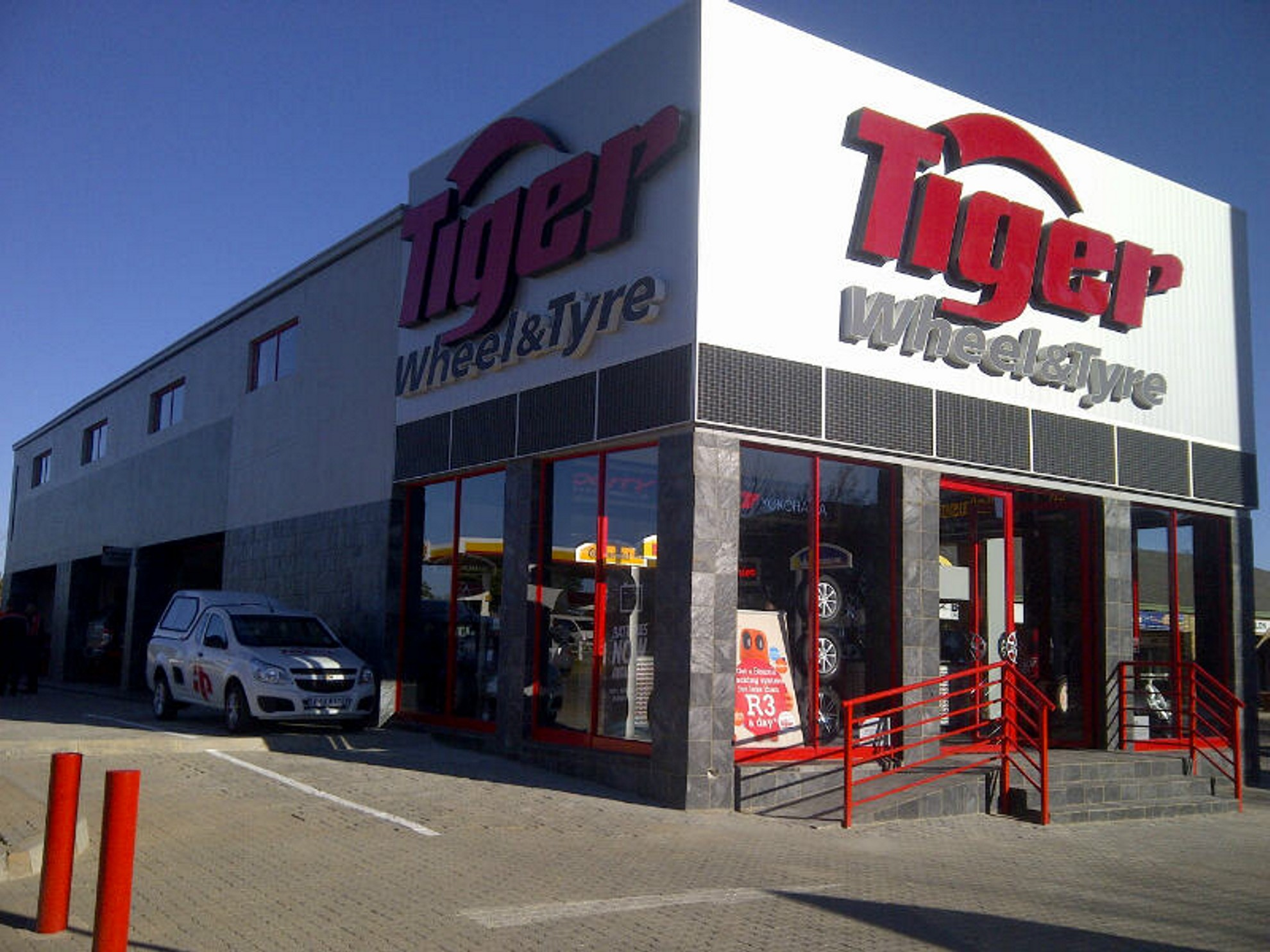 Tiger Wheel and Tyre Rivonia