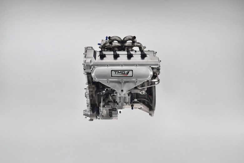 Toyota Yaris Engine